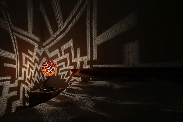 Table lamp XXI Questa - N1 (1)