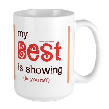 Best Showing Large Mugs