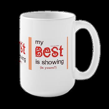 Best Showing Large Mugs