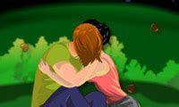 Kissing Getaway   A Free Girl Game on GirlsGoGames.com