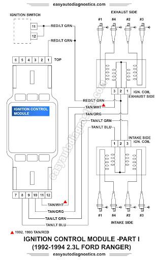 Ford Ranger 2 9 Wiring Diagram