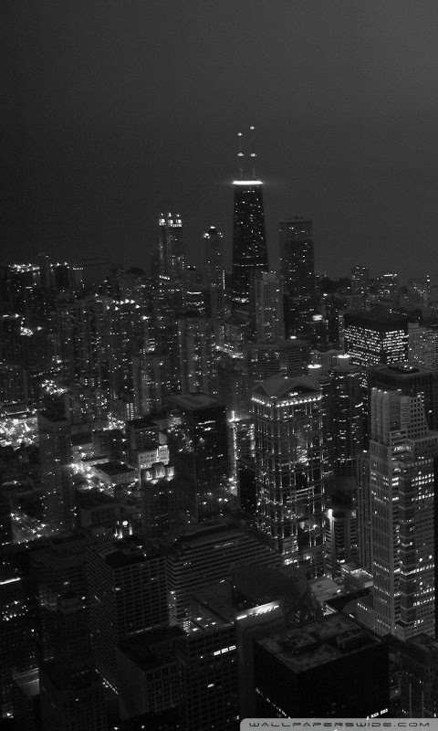 Black And White City 4K HD Desktop Wallpaper for 4K Ultra HD TV • Wide  Ultra Widescreen Displays
