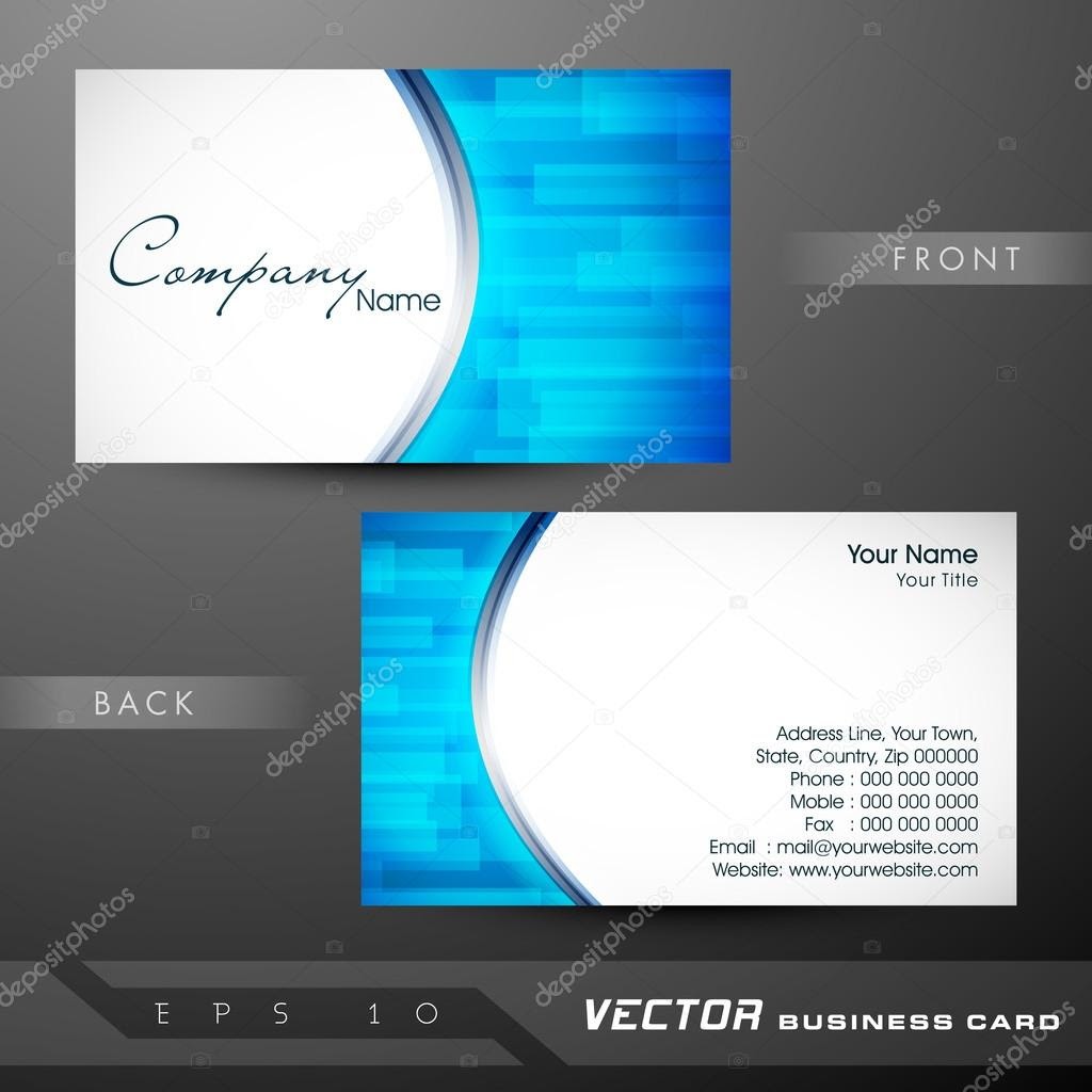 Professional business card templates free business card sample professional business card templates accmission Images