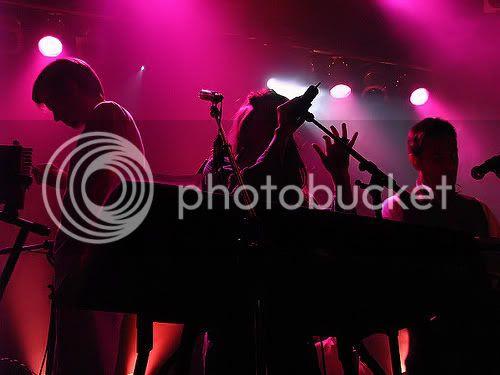 Zero 7 @ Phoenix Concert Theatre: photo by Michael Ligon
