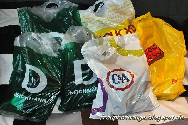 Shoppingbeute