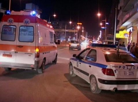 Νεκρό 26χρονο παλικάρι στην Αθηνών - Κορίνθου