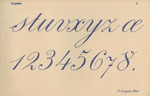 peintre lettres alphabets 2 p5