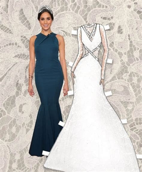 Meghan Markle's Wedding Dress?What Will It Look Like?