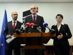 KPK, Praprotnik, Klemenčič, Selinšek