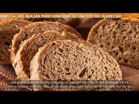 Lợi ích tuyệt vời của bánh mì đen đối với sức khỏe