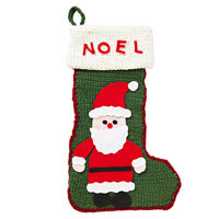 Santa Claus Stocking
