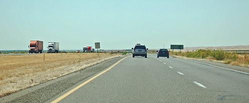 Empty I-5