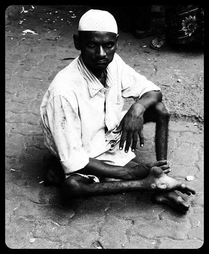 Beggars Of Mahim Dargah by firoze shakir photographerno1