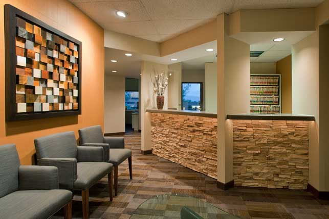 Dental Office Architecture and Interior Design - Highline Family