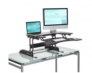 Gift ideas for writers: Standing desk