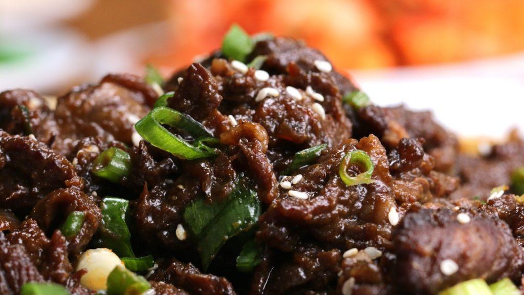 Korean BBQ-Style Beef (Bulgogi) - Healthy Treats