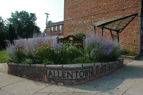Allentown Association Community Garden