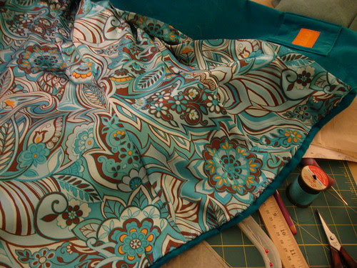 Simplicity 3628 day 4 in progress
