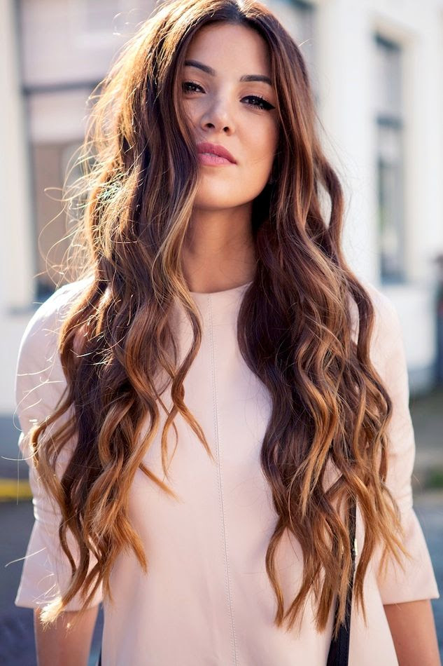 1 Le Fashion Blog Long Hair Inspiration Negin Mirsalehi Brunette Brown Wavy Ombre Pink Top Beauty photo 1-Le-Fashion-Blog-Long-Hair-Inspiration-Negin-Mirsalehi-Brunette-Brown-Wavy-Ombre-Pink-Top-Beauty.jpg