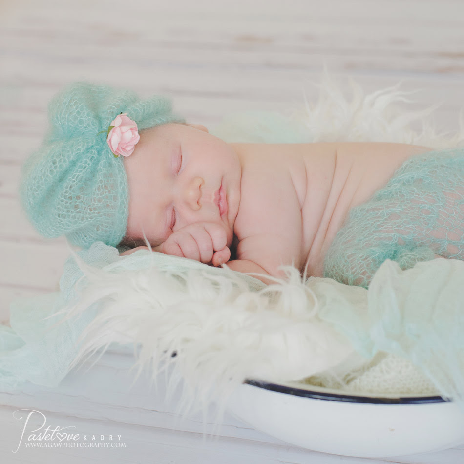sesje dla noworodków kraków