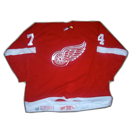 Detroit Red Wings Jersey