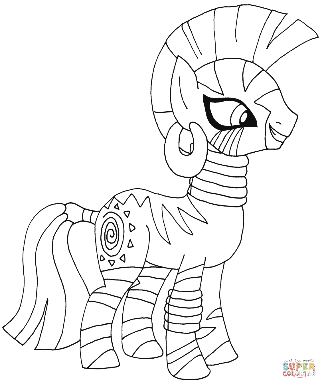 My Little Pony Zecora