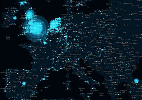 Europe by @Twitter