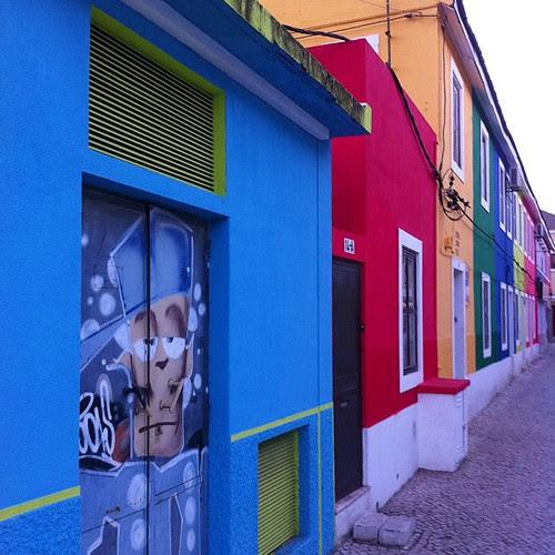 #colorize #your #citylandscape #urbanlandscape #civic #movement #graffiti by Joaquim Lopes