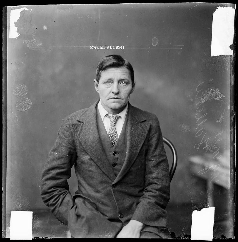 photo police sydney australie mugshot 1920 34 Portraits de criminels australiens dans les années 1920  photo photographie histoire featured art