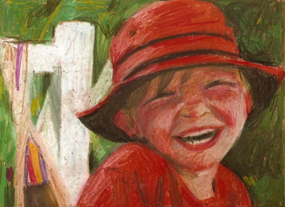 portrait of E