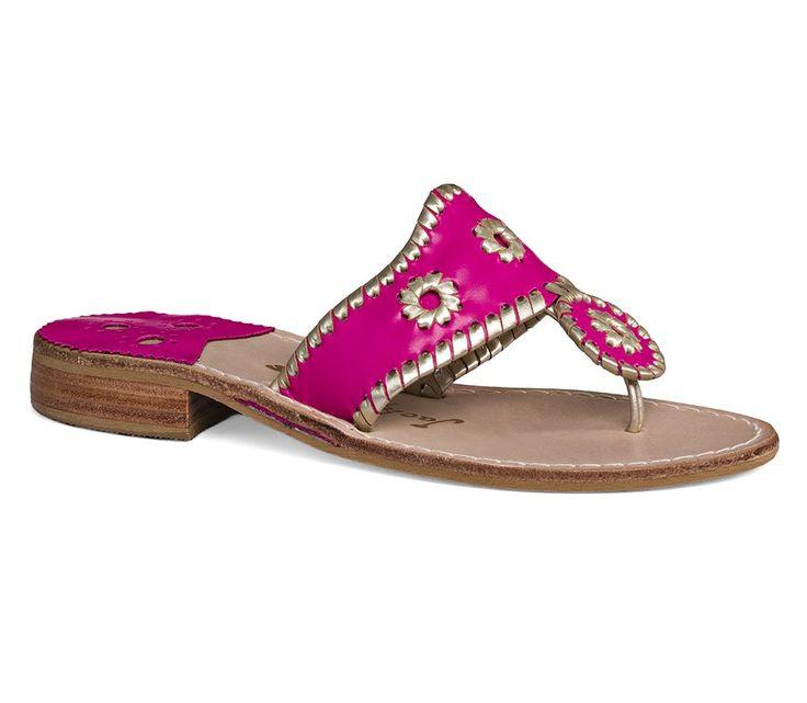 Palm Beach Platinum Sandal