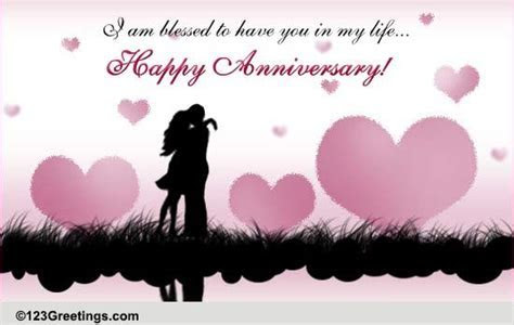 Anniversary For Him Cards, Free Anniversary For Him Wishes