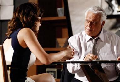Amor à Vida: César perde a presidência do San Magno e Aline o abandona - Amor à Vida/TV Globo