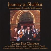 Rita Glassman releases 'Journey to Shabbat'
