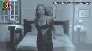 Marcela Costa sensual na novela Belmonte