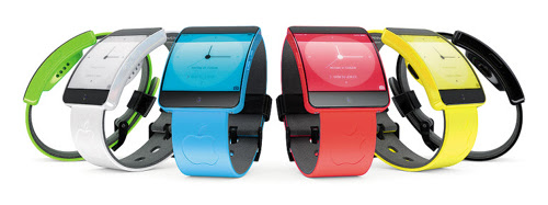 Smart Apple watches to Roll