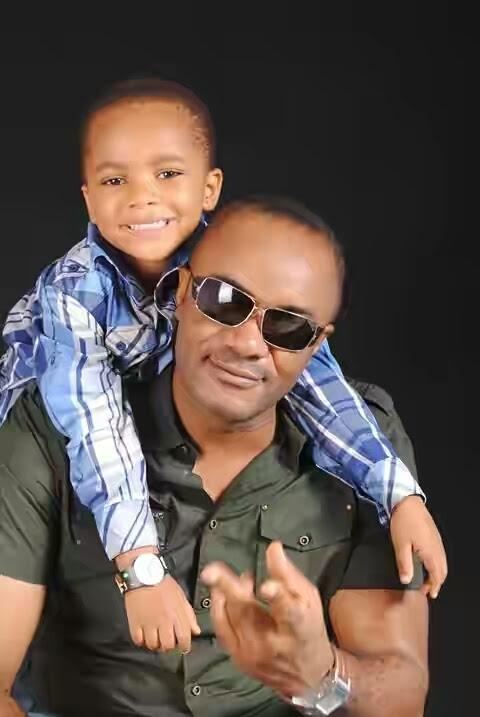 Saint Obi & His Son
