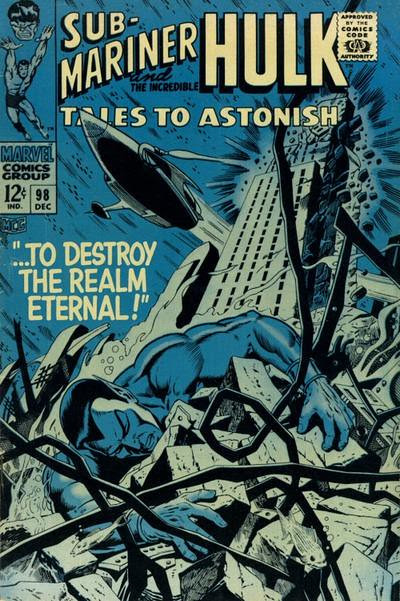 Tales to Astonish 098