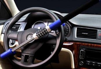 Top 5 Best Steering Wheel Locks Review March 2019