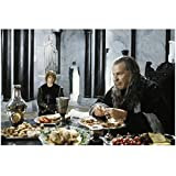 The Lord of the Rings John Noble as Denethor at Table Eating 8 x 10 Inch Photo
