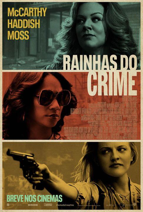 Rainhas do Crime : Poster