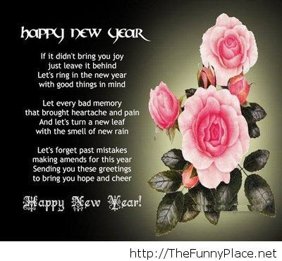 Happy New Year Quote Love Thefunnyplace