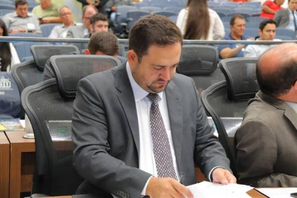 Deputado Márcio Fernandes propõe a criação de Frente Parlamentar em Defesa do Agronegócio