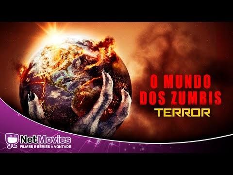 O Mundo dos Zumbis - Filme Completo - Filme de Terror
