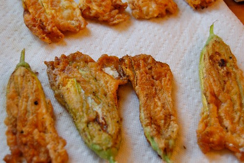 Fried Blossoms