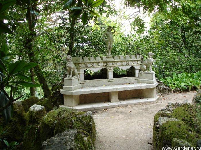 парк Кинта-да-Регалейра фото 13 (700x525, 132Kb)