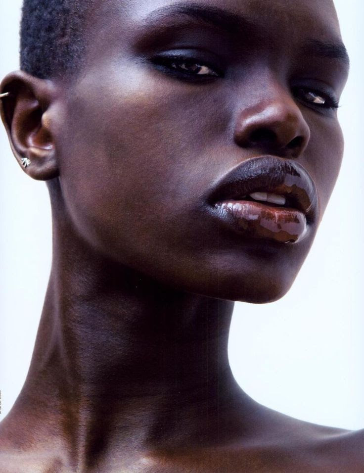 #Ajuma Nasenyana #beauty #editorial #studio