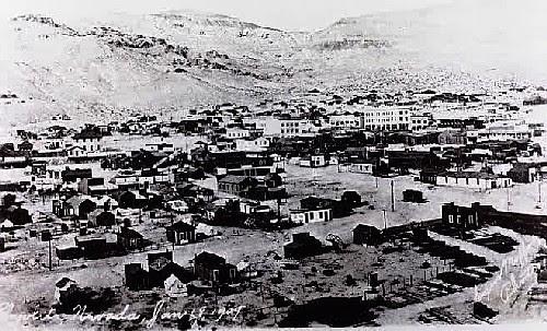 rhyolite 1909