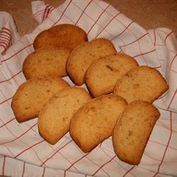 Sugar Zwieback Recipe
