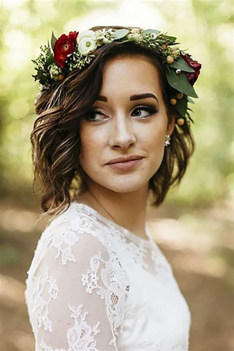 Short Hairstyles For Weddings Bridesmaids   Hair